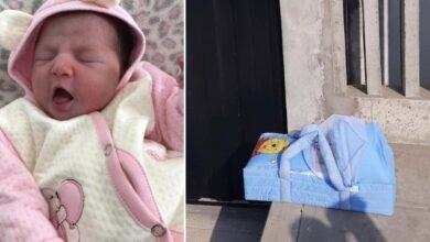 """Photo of Una madre abbandona la figlia appena nata lasciando un messaggio che spezza il cuore: """"Non voglio che viva l'inferno che sto vivendo io"""""""