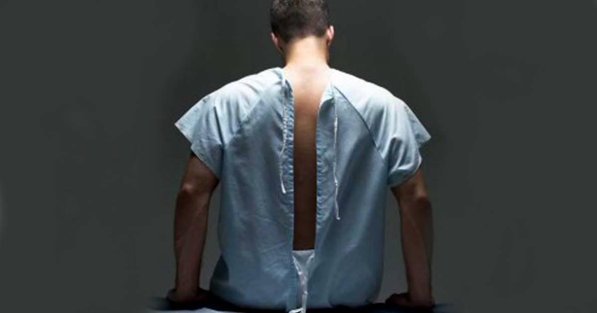 camici sanitari pazienti