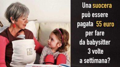 Photo of Una mamma esasperata chiede consiglio agli utenti di un forum perché la suocera vuole essere pagata per prendersi cura del nipote