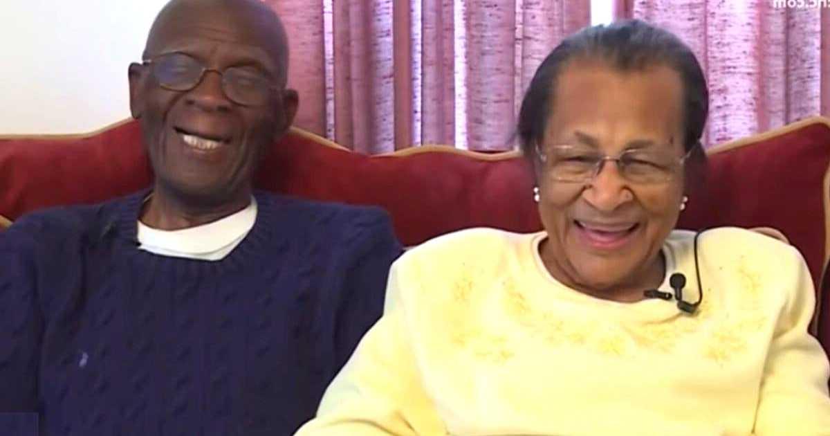coppia festeggia 82 anni di matrimonio.
