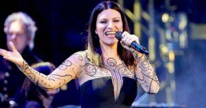 Laura Pausini la cantante più pagata al mondo