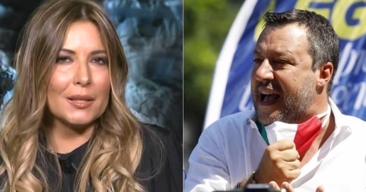 Selvaggia Lucarelli velenosa si scaglia contro Matteo Salvini
