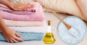 asciugamani sempre profumati